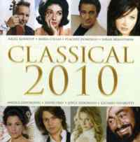VARIOUS/CLASSICAL 2010 CD