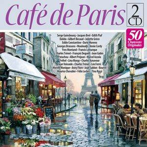 Cafe de Paris (2 CD)