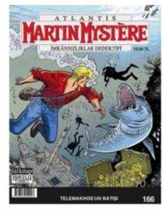 Martin Mystere Sayı 166