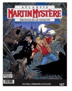 Martin Mystere Sayı 167