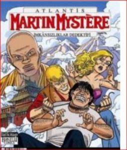 Martin Mystere 169 : Karanlık Tantra