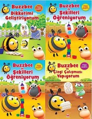 Buzzbee Serisi (4 Kitap)