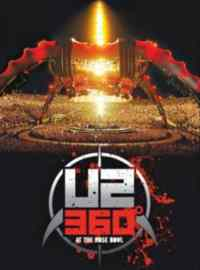 U2 360 AT THE ROSE BOWL