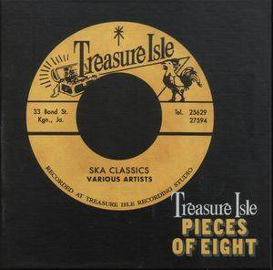 Treasure Isle - Pieces Of Eight Ska Classics (8 LP)