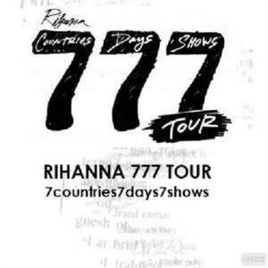 Rihanna's 777 Tour (DVD)