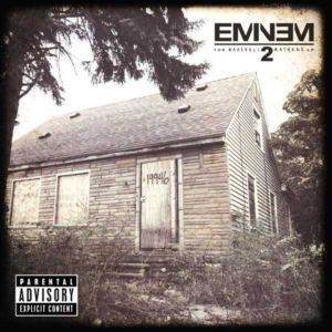 The Marshall Mathers LP2  ...
