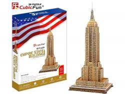 Empire State <br/>Binası 3D