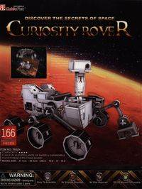 Curiosity Rover <br/>3D