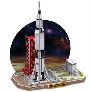 Saturn V 3D