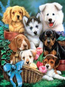 Master Pieces Pupp ...