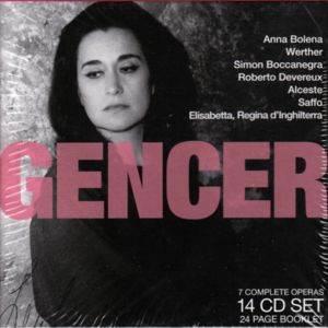 Legendary Performances of Gencer 14 cd
