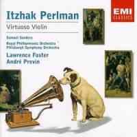 Izhhak Perlman Virtuoso V ...