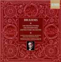Brahms & Orchestral Works
