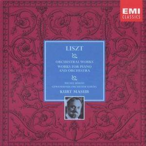 Liszt & Orchestral Works Works For Piano And Orchestra