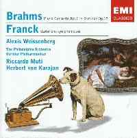 Brahms Piano Concerto No.1 İn D Minor Op.15 - Franck Variations Symphoniques