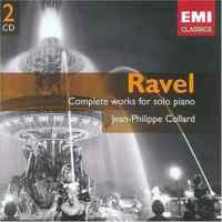 Ravel Complete Works For Solo Piano