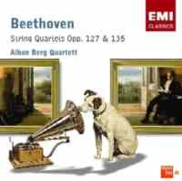 Beethoven String Quartwts Opp. 127 & 135