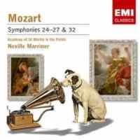 Mozart Symphonies 24 - 27 & 32