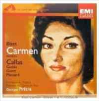 Bizet Carmen Extraits Ged ...