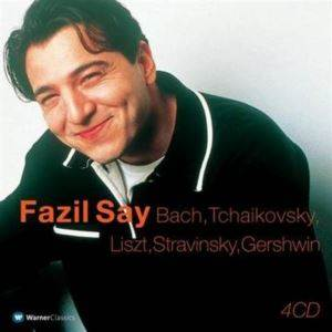 Fazil Say / Plays Bach,Tchaıkovsky cD