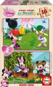 2X16 Minnie Puzzle ...