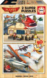 2 X 50 Planes Fire ...