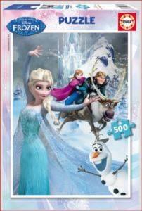 500 Frozen