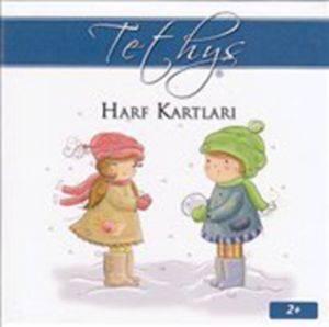Tethys Harf Kartları