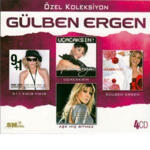 Gülben Ergen Özel Versiyon (CD)