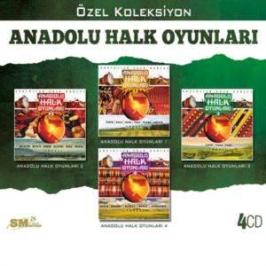 Anadolu Halk Oyunları (CD)