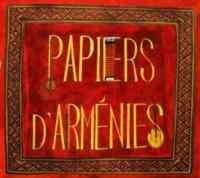 Papriers D'armenies