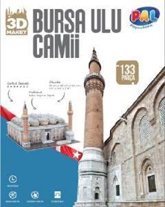 Bursa Ulu Camii <br/>3D