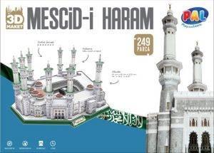 Mescid-i Haram 3D
