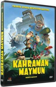 Kahraman Maymun (DVD)