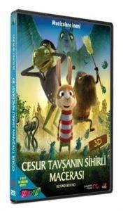Cesur Tavşanın Sihirli Macerası