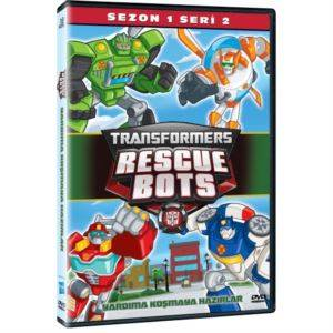 Transformers Rescue Bots Sezon 1 Seri 1