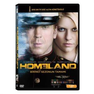 Homeland Sezon 1