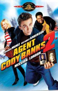 Ajan Cody Banks 2: ...