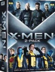X-Man Geçmiş Günler Gelecek  - Birinci Sınıf Box Set