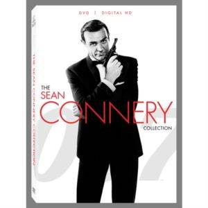 Sean Connery Box Set - 6 Disk