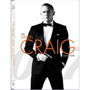 Daniel Craig Box Set  - 3 Disk
