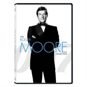 Roger Moore Box Set - 7 Disk