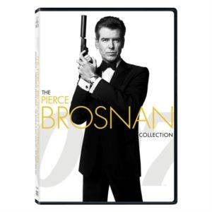 Pierce Brosnan Box - 4 Disk