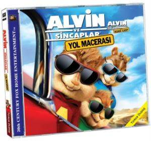 Alvin ve Sincaplar ...