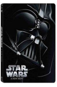 Star Wars Ep. IV A New Hope Limited Edition Steel Book