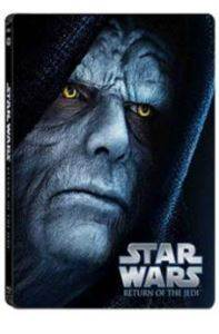Star Wars Ep. VI Return Of The Jedi Limited Edition Steel Book