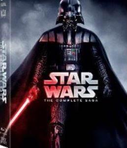 Star Wars Complete Saga (9 Disk)