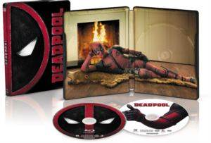 Deadpool (Steelbook <br/>BD)