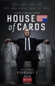 House Of Cards Sezon 1