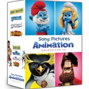 Sony Animasyon Box Set - Koleksiyon 2